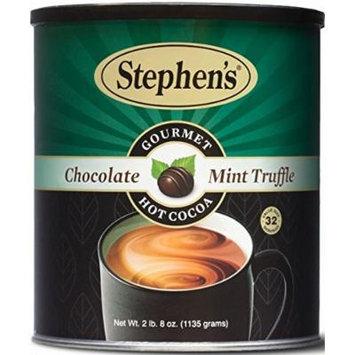 Stephen's Gourmet Hot Cocoa, Chocolate Mint Truffle - 2.5lbs