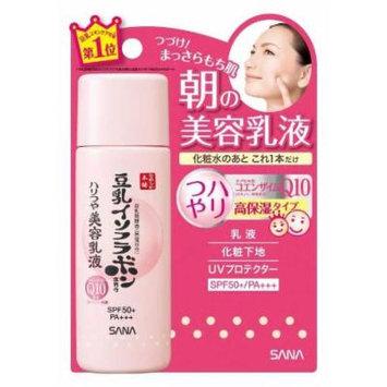Sana Soya Milk Soy Milk Q10 Day Emulsion SPF 50+ PA+++