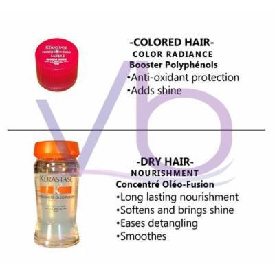 Kerastase Fusio Dose Treatments (Costumizable in 25 Different Ways) (Oleo Fusion- Booster Polyphenols)