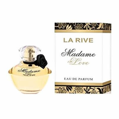 Madame in Love By La Rive for Woman Eau De Perfume Edp 90ml