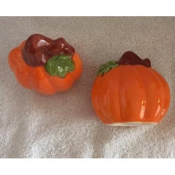 (2pc) Fall Harvest Salt & Pepper Shaker Set (Pumpkin Set)