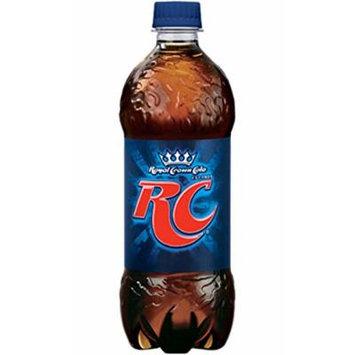 RC Cola Soda, 16.9 oz Bottle (Pack of 24)