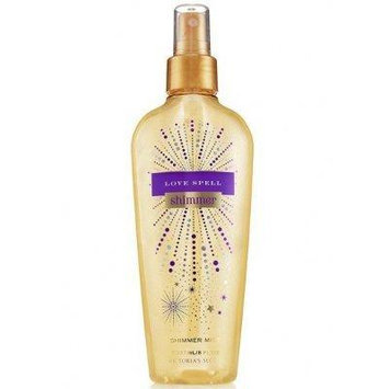 Victoria's Secret Garden Collection Love Spell Shimmer Body Mist