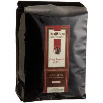 The Bean Coffee Company, Aloha Bean (Hawaiian Hazelnut) Whole Bean Coffee, 5-Pound Bags