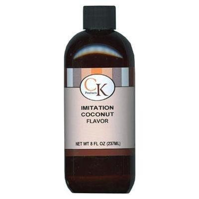 CK Products Coconut Flavor 8 Oz.