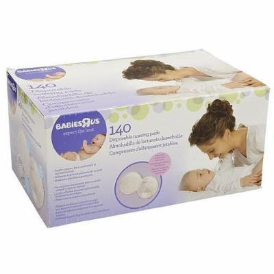 Babies R Us Disposable Nursing Pads - 140 Pack