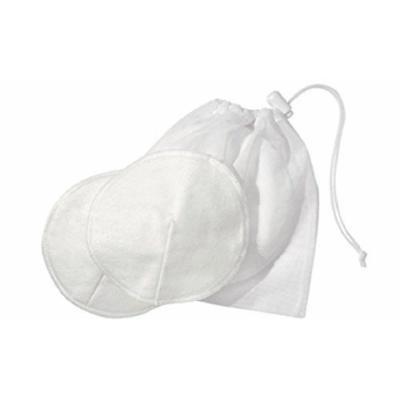 Medela NURSING PADS Washable Cotton Bra Pad x4 pads/box NEW #89972