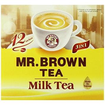 Mr. Brown 3 in 1 Milk Tea, 6.35 Ounce