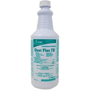 Plus TB Quaternary Disinfectants, 32 oz, 12/Case