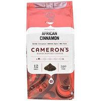 Cameron's Ground Coffee, African Cinnamon, 12-Ounce