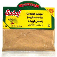 Sadaf Ginger Ground, 2-ounce (Pack of 1)