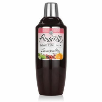 Amoretti Cocktail Mix, Cosmopolitan, 28 Ounce (Pack of 12)