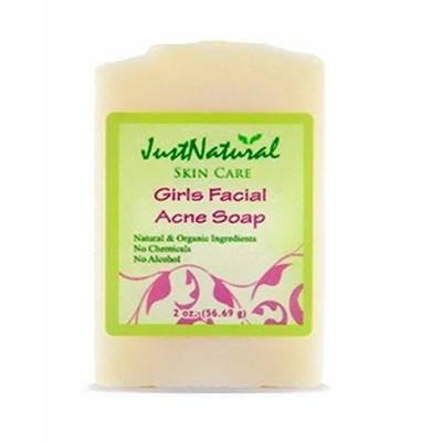 Girl's Facial Acne Soap