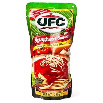 UFC spaghetti sauce sweet filipino blend 35 oz