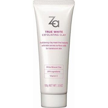 Shiseido Za New York True White Exfoliating Clay