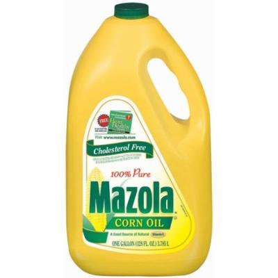 Mazola Corn Oil, 128-Ounce