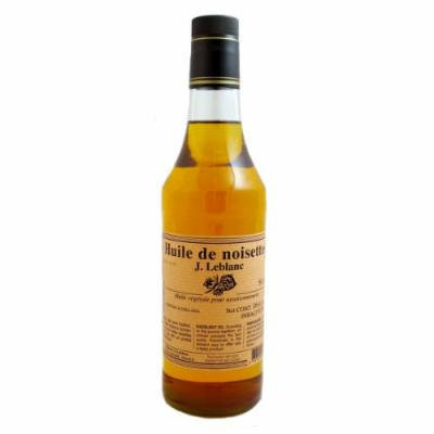Le Blanc Hazelnut Oil, 16-Ounce Bottles (Pack of 2)