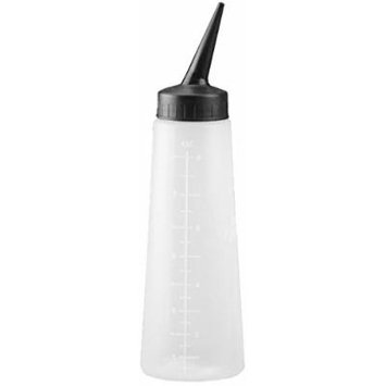 Tolco Empty Applicator Bottle with Slant Tip 8 oz. -12 pieces
