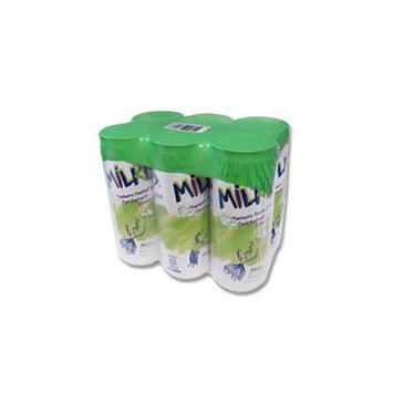 Milkis Melon Flavored Soft Drink 250 Ml 6 Pack X 2 (Total of 12 Cans)