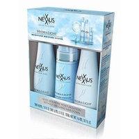 Nexxus Hydra-light Weightless Moisture System (13.5oz Shampoo, 13.5oz Conditioner, 5.5oz Conditioning Foam)