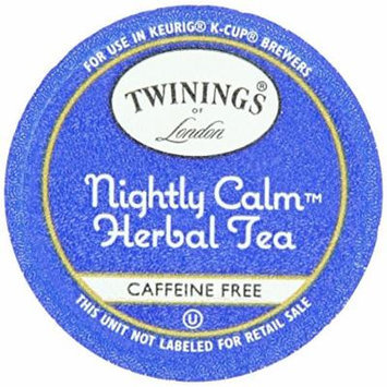 Twinings Nightly Calm K-Cup, 12 Count (pack of 2)