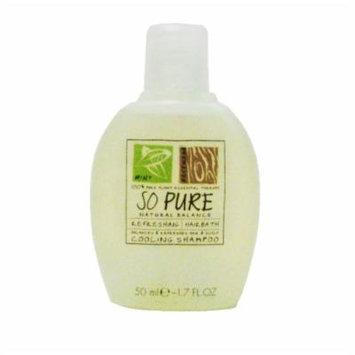 Keune So Pure Refreshing Hairbath Cooling Shampoo (1.7 Oz)