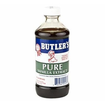 Butlers Pure Vanilla Extract (8 OZ.)