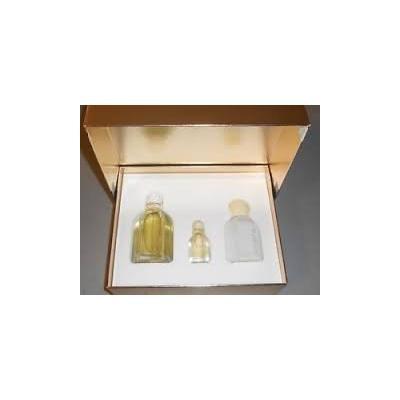 Balenciaga Paris 10, Avenue George V Gift Set 2.5 oz EDP Spray, 3.4 oz Body Lotion+ Mini Splash