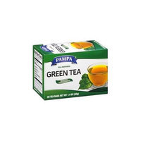 Pampa Green Tea Bags 1.4 OZ (Pack of 18)