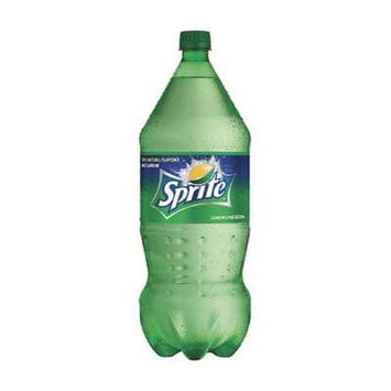 Sprite. 2 Liter Bottle