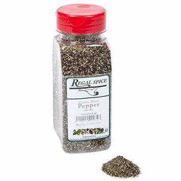 Regal Herbs, Spices, Seasoning 8 ounce (Coarse Ground Black Pepper)