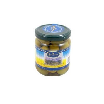 Cybercucina Green Picholine Olives Life In Provence, 4.5OZ (Pack of 12)