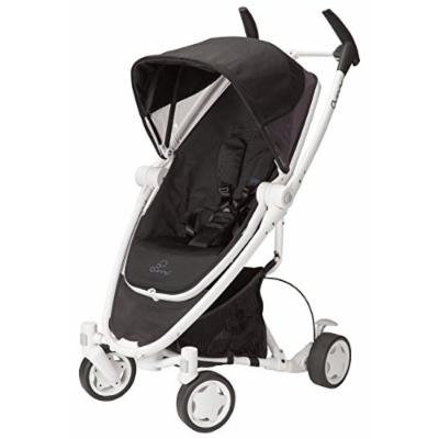 Quinny Zapp Xtra Stroller with Folding Seat & BONUS 28 Ounce Flavor Infusing Water Bottle, Black Irony