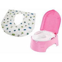 Summer Infant My Fun Potty with 20 Count Potty Protectors