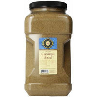 Spice Appeal Caraway Seed Ground, 80-Ounce Jar