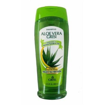 Aloe Vera Shampoo by Grisi .. Multi Nutrition, Deep Repair 13.5 oz... amtc