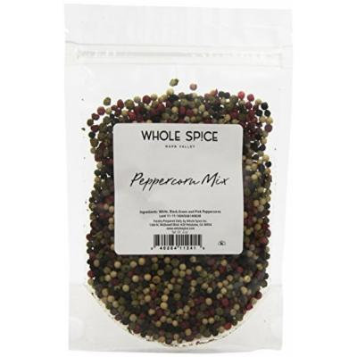 Whole Spice Peppercorns Mix, 4 Ounce
