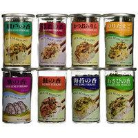 Rice Seasoning Furikake 8 Variety Furikake Set