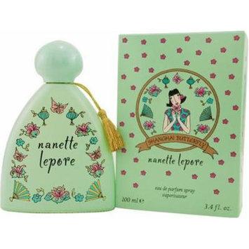 Shanghai Butterfly By Nanette Lepore For Women. Eau De Parfum Spray 3.4-Ounces