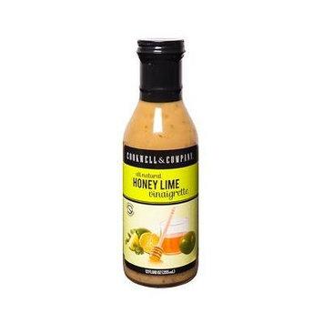 Cookwell & Company Vinaigrette Salad Dressing 12oz Bottle (Pack of 3) Choose Flavor Below (Honey Lime)