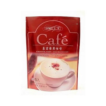 Gino - Hazelnut Coffee Contains 32 sachets (16g each) 14 Oz (Pack of 1)