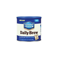 Maxwell House Daily Brew Mild Coffee, 30.65 oz(Pack of 4)