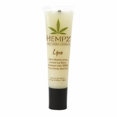 Hempz Lips Ultra Moisturizing Herbal Lip Balm 0.44 oz (14 g)
