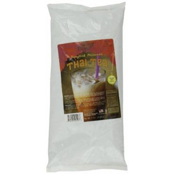MOCAFE Thai Tea Drink Mix, 3-Pound Bag