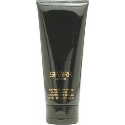 Spark By Liz Claiborne For Men, Hair & Body Wash, 6.7-Ounce Bottle