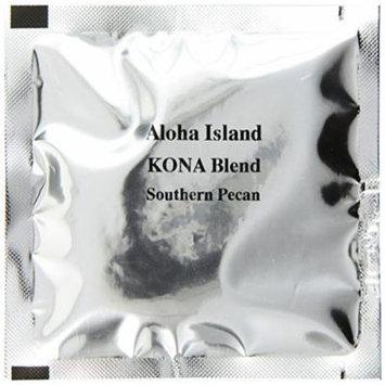 Aloha Island Coffee Southern Pecan Kona Blend Organic Coffee Pods, 36 Pods, 36-Count