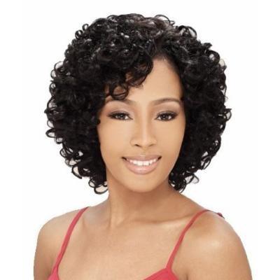 MilkyWay Que OPRAH 3PCS Human Hair MasterMix Weave Extension #4/27