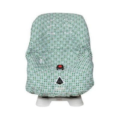 The Bumble Collection Car Seat Cover Lucky Clover