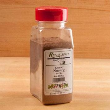 Regal Herbs, Spices, Seasoning 8 ounce (Ground Nutmeg)