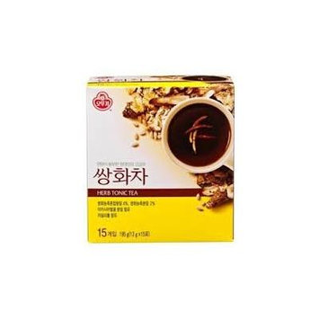 Korean tea powder - 13 g X 15 bags. (Herb Tonic)